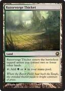 MTG Razorverge Thicket