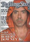 Robert Downey Jr Magazine