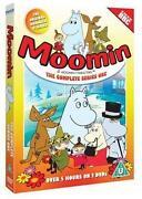 Moomins DVD