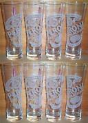 Peroni Beer Glasses