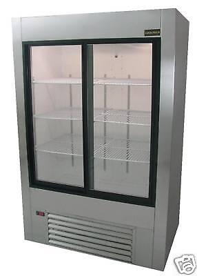 48 New Us-made Cooltech 2 Glass Door Refrigeratorsoda Cooler