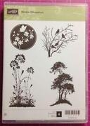 Stampin Up Silhouettes