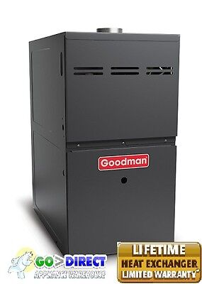 Goodman 100,000 BTU 80% Multi-Position Gas Furnace GMES80100
