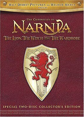 The Chronicles of Narnia: The Lion, The Witch, and the Wardrobe DVD #246 for sale  Shipping to Canada