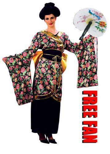 Geisha Costume Ebay