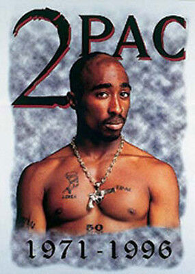 2pac Gun Tupac Shakur Hip Hop Legend Musik Poster Druck