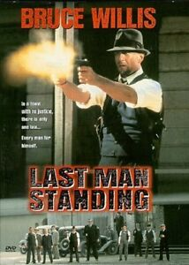 Last Man Standing   (New DVD ) =cy  Bruce Willis