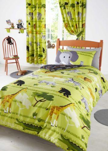 Jungle Bedding Ebay