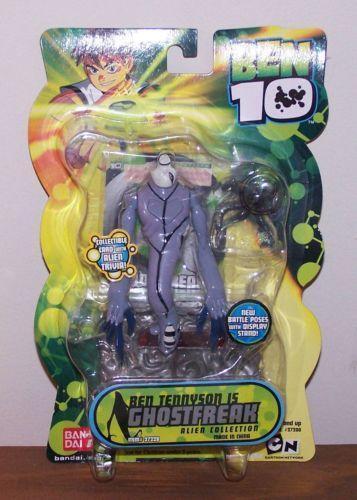 Ben 10 Ghostfreak   eBay