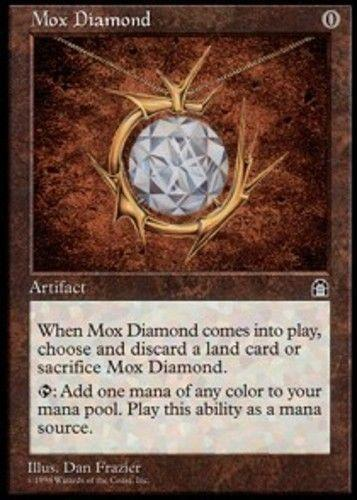 Mox Diamond Individual Cards Ebay