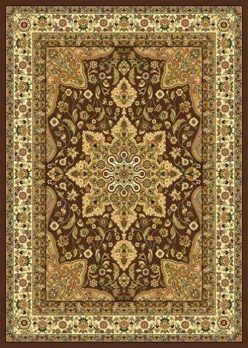 Brown Area Rug 8x11 Ebay