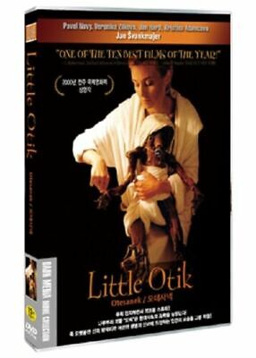 [DVD] Little Otik / Otesanek (2000) Jan Svankmajer *NEW
