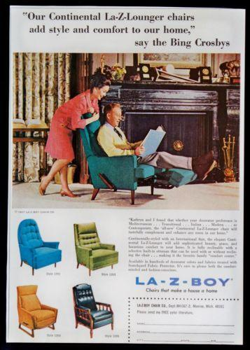 Vintage La Z Boy Ebay