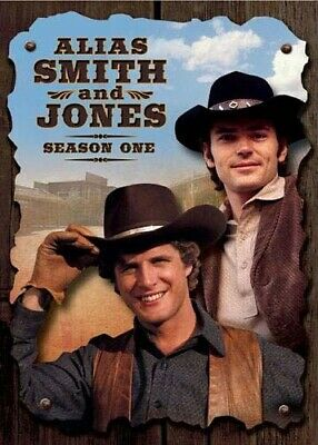 Alias Smith And Jones - Temporada Uno (Set) Nuevo DVD