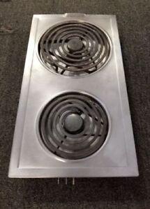 Jenn-Air Stove Burner Coil Cartridge JEA7000/A100-Stainless Steel