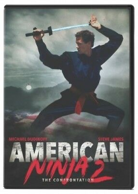 American Ninja 2: The Confrontation [New DVD]