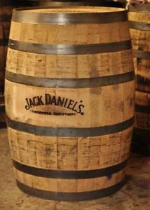Whiskey Barrel Home Garden Ebay