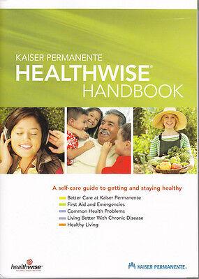 Kaiser Permanente Healthwise Handbook  A Self Care
