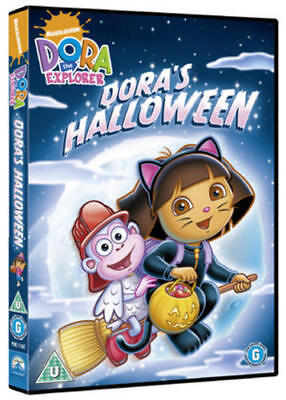 Dora The Explorer - Dora's Halloween (DVD) (Dora The Explorer Halloween)
