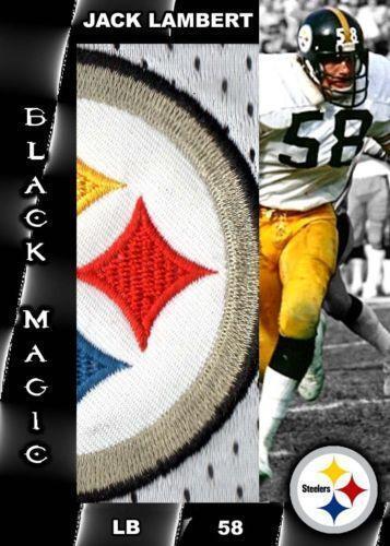 a205e8c5a09 Jack Lambert: Sports Mem, Cards & Fan Shop | eBay