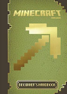 Minecraft: The Official Beginner's Handbook, Stephanie Milton, Like New, Hardcov