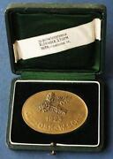 Medaille Jagd