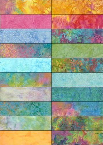 Island Batik Fabric Ebay
