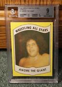 Andre The Giant Card