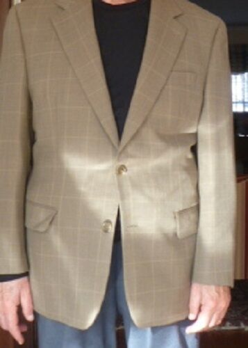 Beige Lauren by Ralph Lauren Sport Coat Size 40 Regular