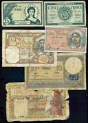 Algeria Banknotes