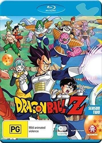 Dragon Ball Z-Season 2 (2014, Blu-ray NEW)