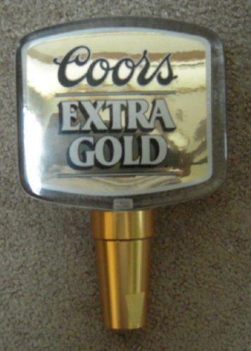 Coors Beer Tap Handle Ebay