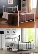 Super King Size Metal Bed