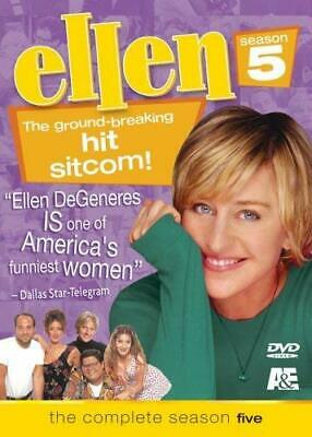 Ellen - The Complete Season Five DVD by Ellen DeGeneres RARE Region 1 USA Import