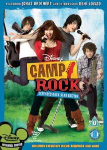 Camp Rock DVD (2008) Demi Lovato