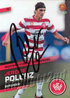 Autographed Wanderers Soccer Trading Cards