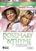 Rosemary Thyme DVD