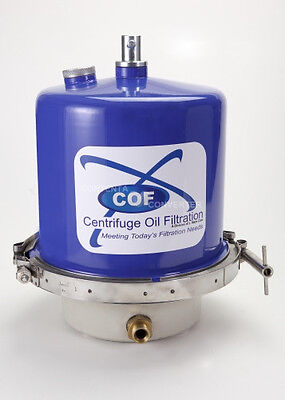 960 Gph Oil Centrifuge For Engine Mount Or Wvo Oil And Biodiesel