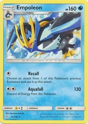 Pokemon Cards 4x Doublade 94//236 Playset Unified Minds NM//M