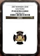 Bermuda Gold Coin