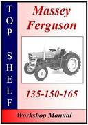 Tractor Workshop Manual