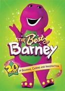 Barney DVD New