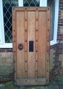 Reclaimed Front Doors & Reclaimed Door | eBay