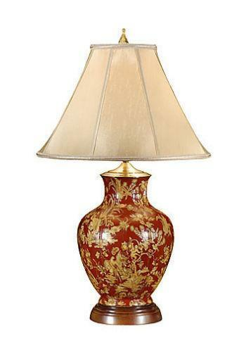 Exceptional Oriental Table Lamps