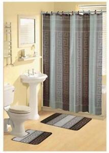 Bon Brown Bathroom Sets