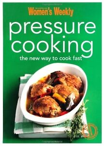 Pressure Cooking Book | The Australian Women's Weekly NEW PB 1742453163 BTR