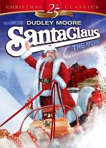 SANTA CLAUS THE MOVIE New DVD 25th Anniv Edition