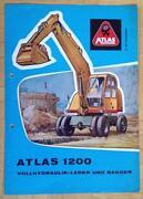 Atlas Bagger