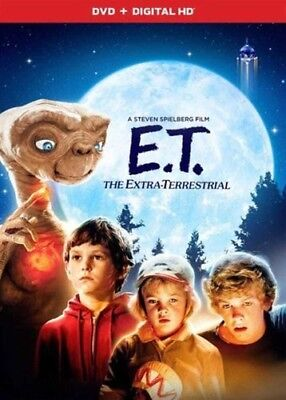 E.T. The Extra-Terrestrial [New DVD] UV/HD Digital Copy, 2 Pack, Digitally - Magic Halloween Escape 2