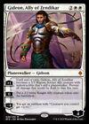 Gideon Ally of Zendikar Battle for Zendikar Individual Magic: The Gathering Cards